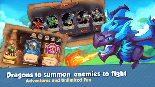 Dragon Knight : Realm Clash  screenshots 5