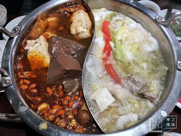 捷運大安站美食推薦|饕鍋  酸菜白肉鍋好吃!高品質單點酸菜白肉鍋