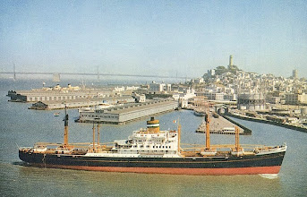 Photo: DIEMERDYK  at San Francisco Holland-America Line