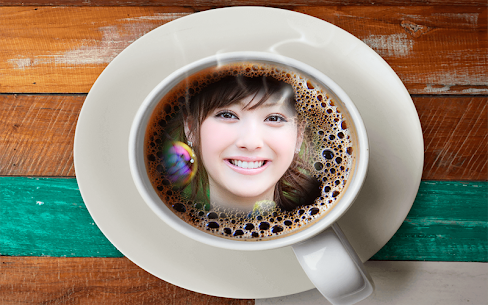 Coffee Cup Photo Frames 3