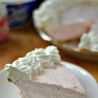 Strawberry Cream Cheese Pie.
