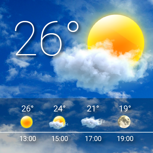 Weather Wow Icon