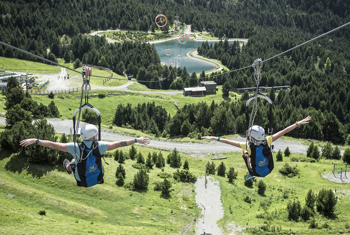 Activities in Andorra all year round
