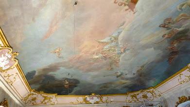 Photo: Deckengemälde in Schloss Rheinsberg