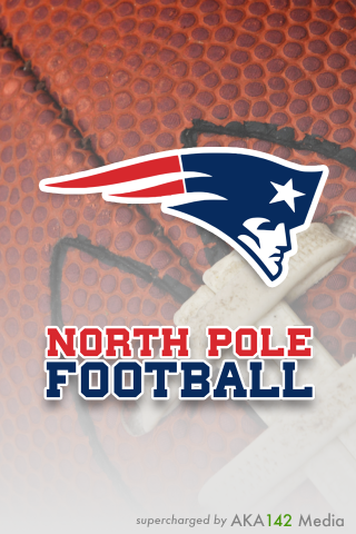 NORTH POLE PATRIOT FOOTBALL- screenshot