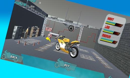 3D Moto GT Bike Rider - náhled