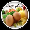 Bodybuilding Diet Plan Guide icon