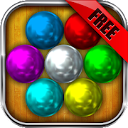 Magnetic Balls HD Free: Match 3 Physics Puzzle