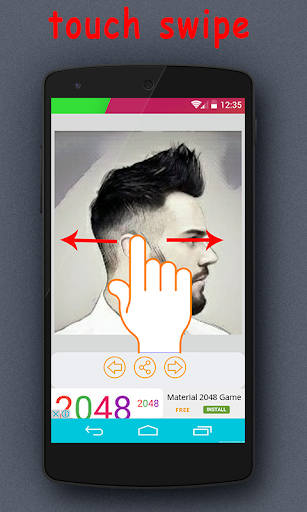 Man Hairstyle 2.0 screenshots 4