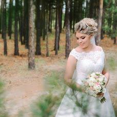 Wedding photographer Oksana Vedmedskaya (Vedmedskaya). Photo of 15.10.2017