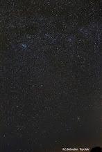 Photo: Kometa Lovejoy Sprzęt: Aparat Canon 600D z kitowym obiektywem