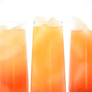 Tequila Sunrise Cocktail.