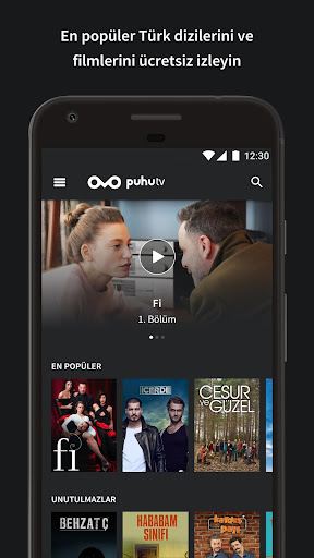 puhutv 1.1.8 screenshots 1