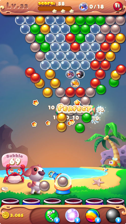 Bubble Bird Rescue v1.2.1 [Mod] 2018,2017 ByPYNPQuyKLlypG89caC