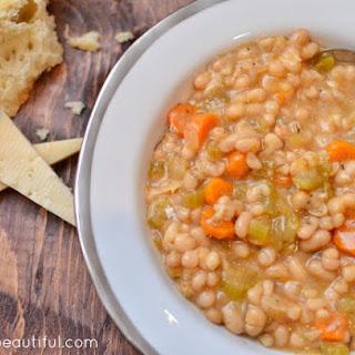 Gluten-Free Navy Bean Soup