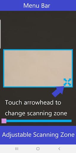 QR code reader ultra 0.0.1.2 screenshots 2