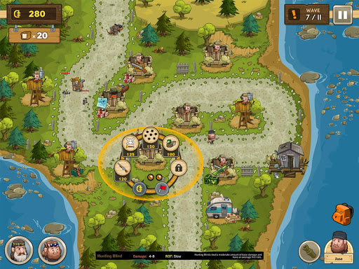 Duck Commander: Duck Defense screenshot 1