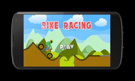 Downhill Mountain Bike Racing