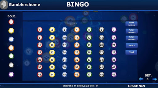 Gamblershome Bingo 2.4.3 screenshots 5