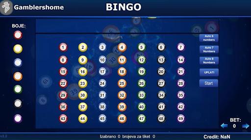 Gamblershome Bingo 2.2.7 5
