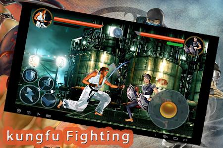 Kungfu Strike War 1.0 screenshot 343243
