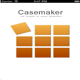 Casemaker App- screenshot thumbnail
