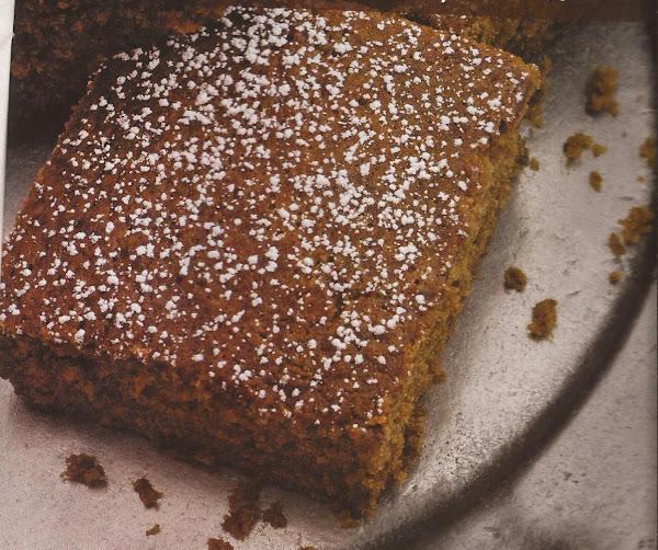 Maw Maw's Gingerbread Recipe