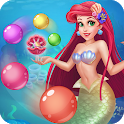 Bubble Mermaid pop icon