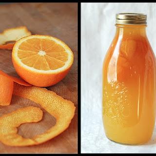 Orange Liqueur and Triple Orange Margaritas.