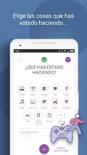 Diario – Monitor de ánimo 4