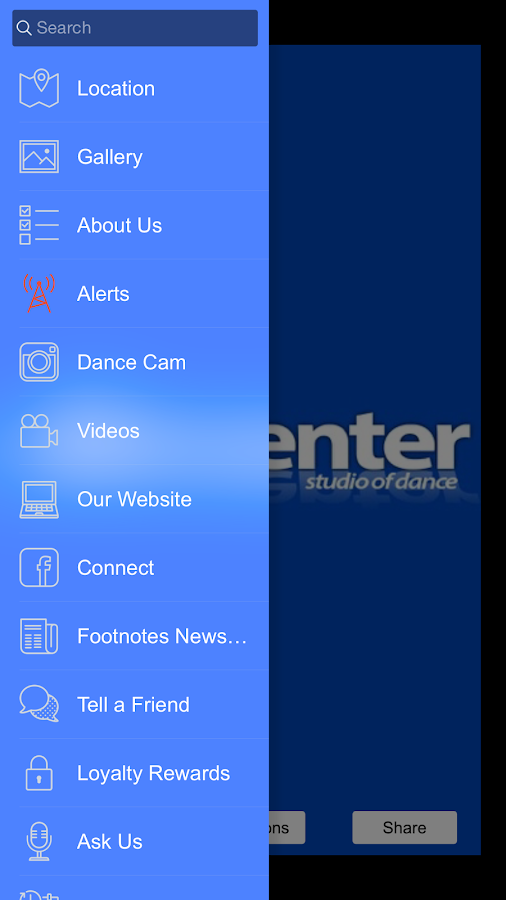 The Dancenter- screenshot