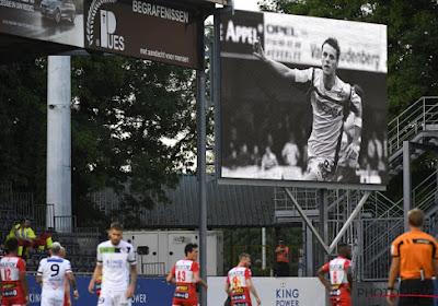 Plusieurs clubs commémorent le 39e anniversaire de François Sterchele