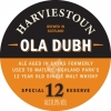 Harviestoun Ola Dubh 12 Year Special Reserve