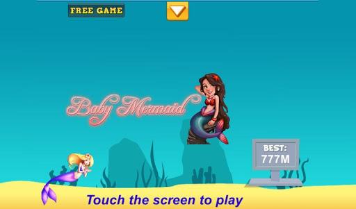 マーメイドプリンセスゲーム新生児