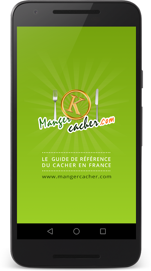 Manger Cacher- screenshot