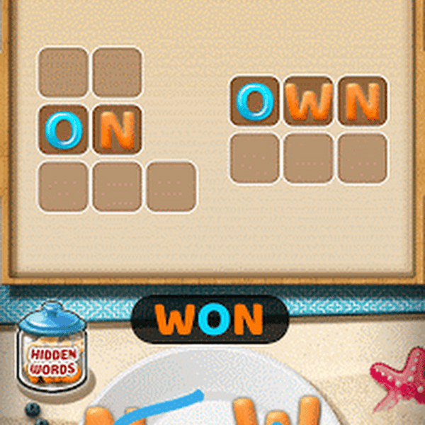 Word Puzzle - Cookies Jumble v0.31 [Mod]