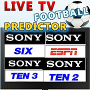 Sony TV - Live Football Streaming and Score