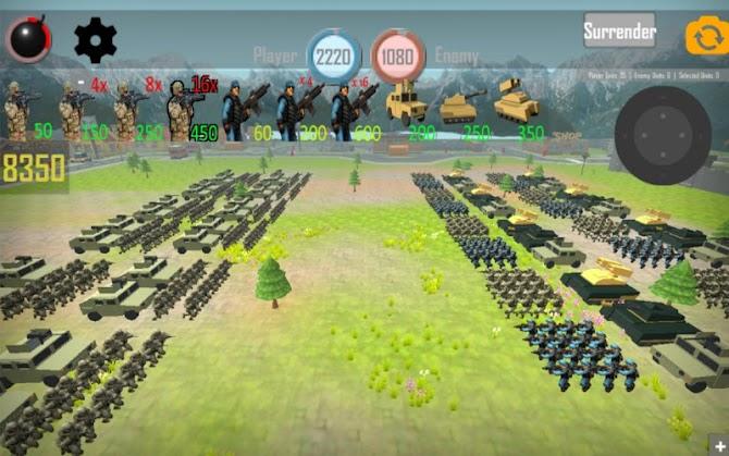 World War III: European Wars Android 20