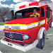 Fire Truck Rescue Simulator icon