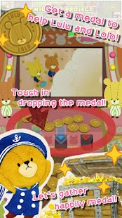 MedalPusher - TINY TWIN BEARS- screenshot thumbnail