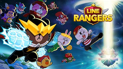 LINE Rangers - a tower defense RPG w/Brown & Cony! 6.7.2 screenshots 18
