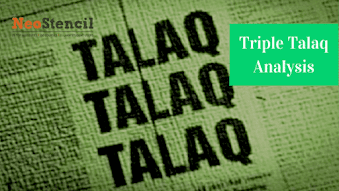 Triple Talaq – Critical Analysis