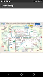 Munich Subway Map Apps on Google Play