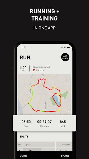 PUMATRAC Home Workouts, Training, Running, Fitness screenshots 4