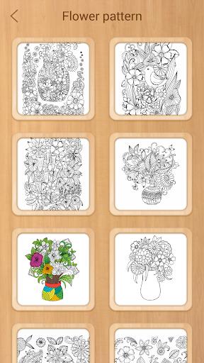 秘密樂園Colorfit、填色本、填色書coloring|玩休閒App免費|玩APPs