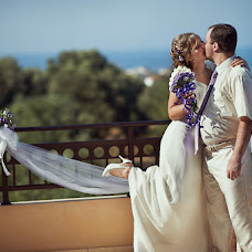 Wedding photographer Andrey Kalugin (andrkalugin). Photo of 11.02.2013