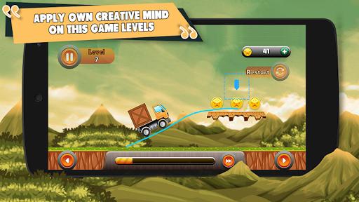 Brain Physics Truck Puzzle 1.1.7 screenshots 3