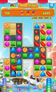 Candy Heroes Mania Deluxe v1.6 (Mod Coins/Lives/Boosters)
