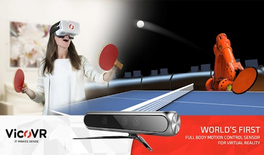 Ping Pong VR- screenshot thumbnail