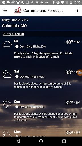 ABC 17 Stormtrack Weather App 4.5.903 screenshots 5